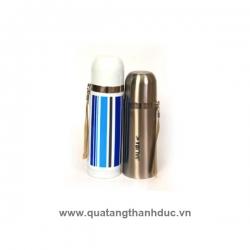 Bình Giữ Nhiệt Inox Hoa Văn Sọc 500ml BN004
