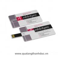 USB Thẻ Nhựa 01