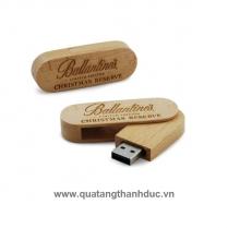 USB Vỏ Gỗ 07