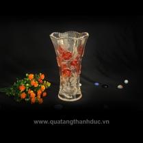 Bình Hoa Răng Cưa Hồng BH010