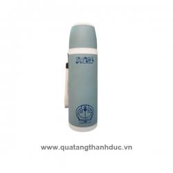 Bình Giữ Nhiệt Inox Vỏ Nhựa Nhám 500ml BN007