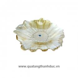 Dĩa Hoa Hướng Dương Ngọc DTC005