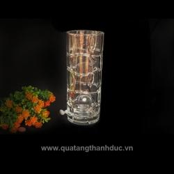 Bình Hoa Ống Tròn Gợn Sóng  BH012